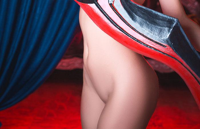 【パイパンエロ画像】剃毛したのは伊達じゃない!徹底してツルツルなパイパン局部www 001
